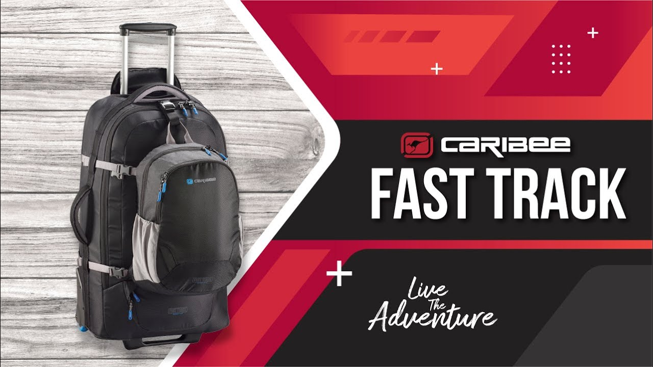 0451abc0357a Caribee Fast Track Series VI
