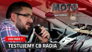 Które CB-Radio warto kupić? Sprawdziliśmy to dla Was! - motoMAJSTER #7