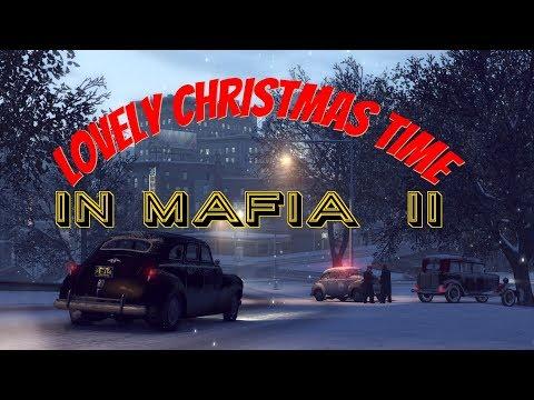 MAFIA II™ - CHRISTMAS TIME  (Dean Martin - Let It Snow)