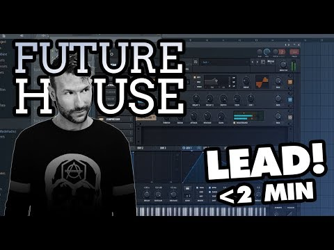 DON DIABLO Style Saw LEAD In Serum In Under 2 Minutes | W  A  Production