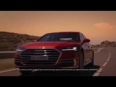 2018 Audi A8   full reviwe comming soon !!!!!