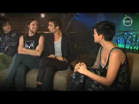 7pm Project - Ruby Rose Interviews the All American Rejects