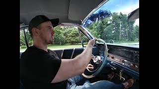1964 Pontiac Bonneville Test Drive