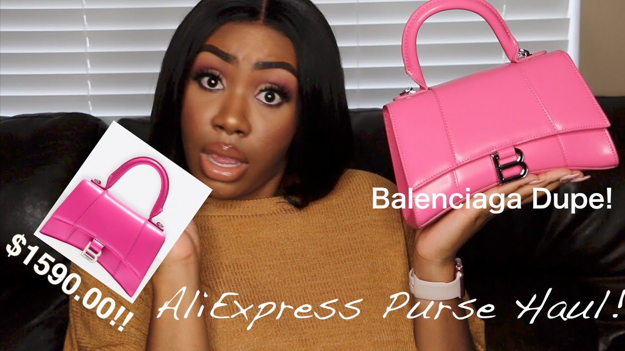AliExpress Purse Haul (Round 2)!! Designer Dupes Included!! | Ask Whitney