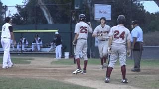 2015 Babe Ruth State Palo Alto vs Oakland 07112015