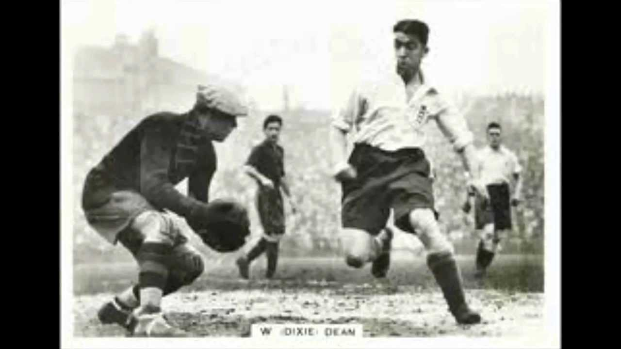 The Ballad of Dixie Dean