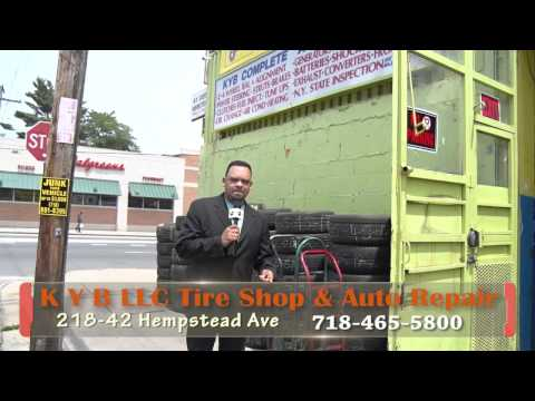 KYB LLC - Tire Shop & Auto Repair a Haitian business owned in New York