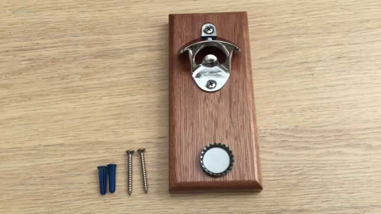 review of magnetic bottle opener by nasonworks - Magnetic Bottle Opener