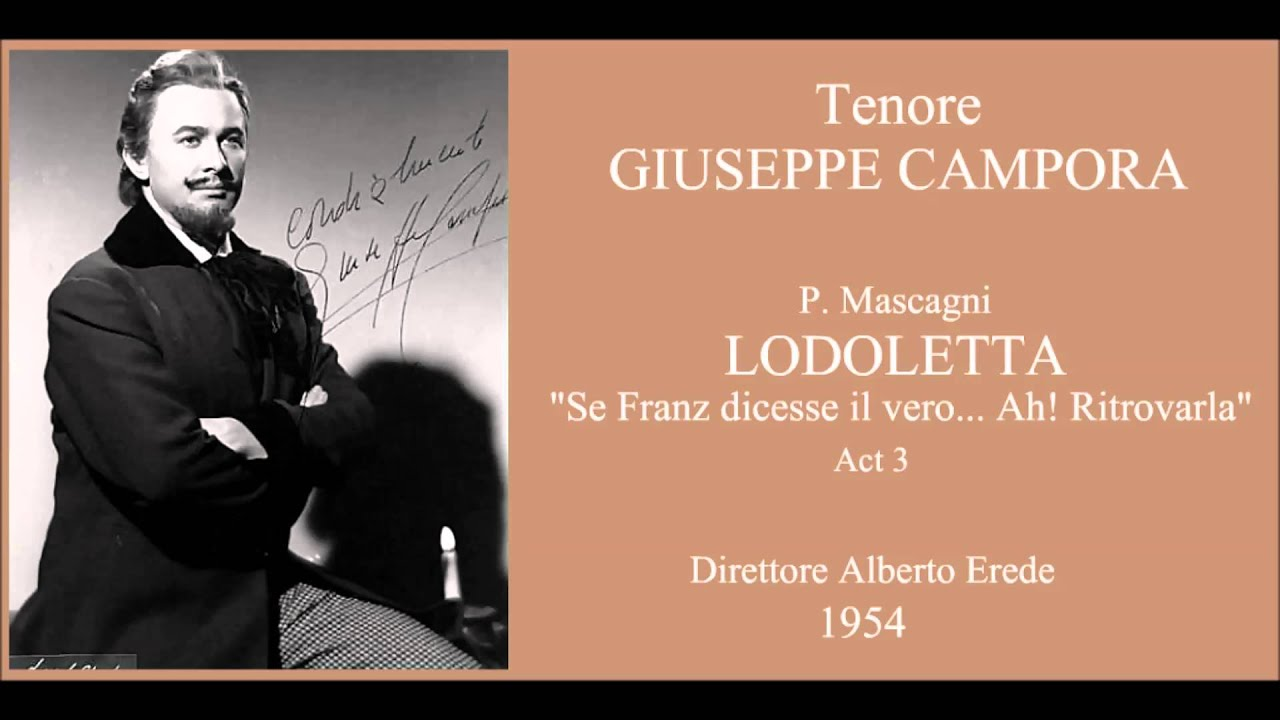 Giuseppe Campora Net Worth