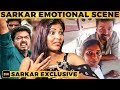 """SARKAR Scene: """"3000 People Clapped for Thalapathy Vijay!"""" - Kavitha Emotional 