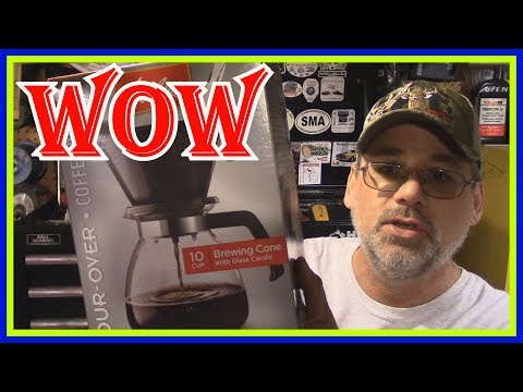 NEW MELITTA COFFEE MAKERS FOR MY  NORTHERN  ONTARIO CABIN