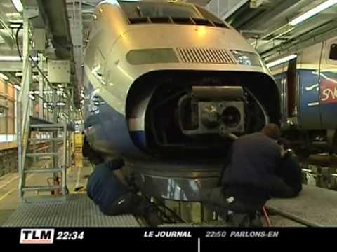Maintenance de la SNCF