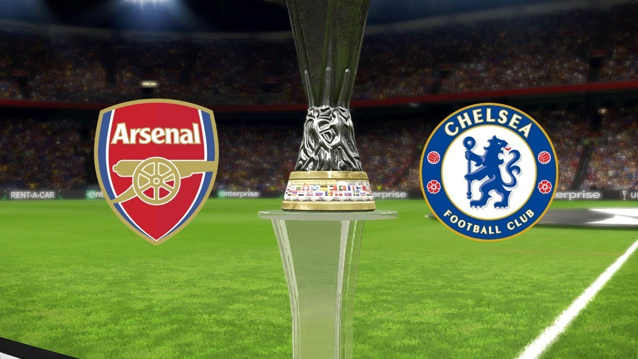 UEFA Europa League 2019 Final - Arsenal vs Chelsea - YouTube