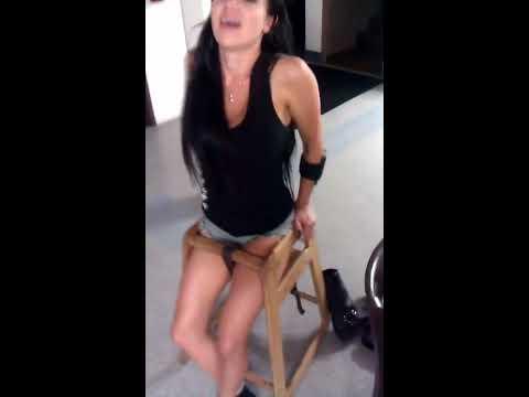 weareliars1991 | Girl stuck in high chair 2 | NEVER BEFORE SEEN