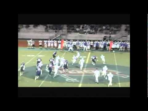 2010 Wide Receiver Highlights #17 Austin Hilliker