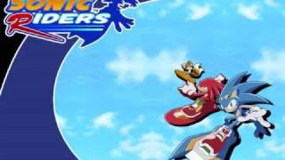 Sonic Riders Music - Sonic Speed Riders
