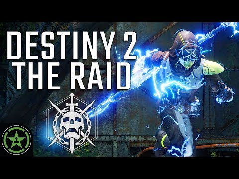 Achievement Hunter Live Stream - Destiny 2: The Raid - World's Worst