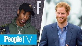 Travis Scott Shares Video Of Stormi, Prince Harry's Move Out Of Kensington Palace | PeopleTV