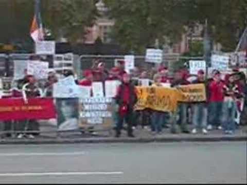 Free Dem Fightaz - Free Burma......
