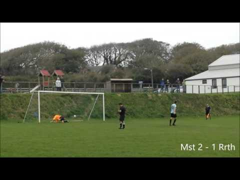 Morwenstow Penalty Shootout VS Redruth 10/10/2015