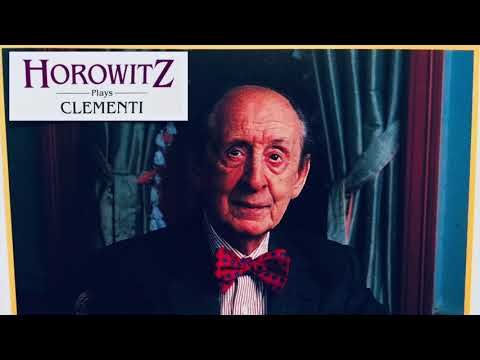 Clementi - Piano Sonatas (recording of the Century : Vladimir Horowitz)