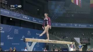 Catalina Ponor Beam (Euros) 2017 (CoP 2017-20 D-Score)