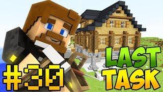Minecraft LastTask 2 #30 - СРЕДНЕВЕКОВАЯ ТАВЕРНА