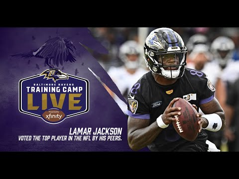 Training Camp Live Day One | Baltimore Ravens