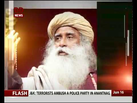 'Yog Satr': Exclusive conversation with Sadhguru Jaggi Vasudev