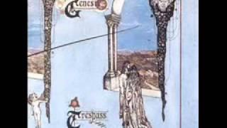 Genesis - Visions Of Angels   with Lyrics
