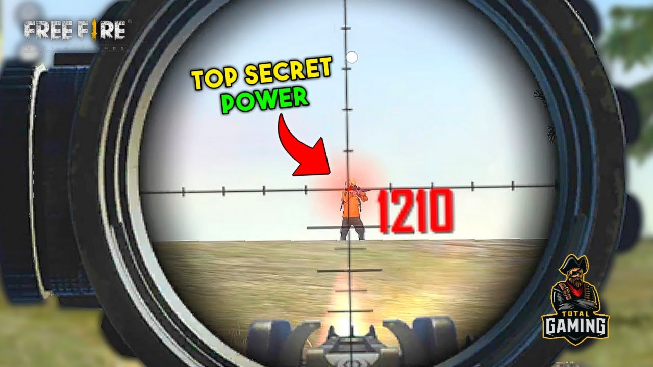 AWM and M82B Free Fire Secret Power - Garena Free Fire #Shorts