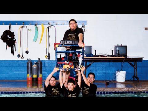 Mexican students win U.S. robotics event
