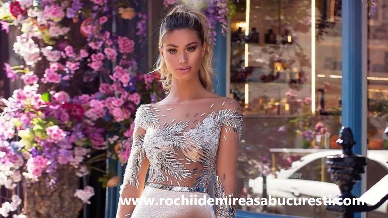 Rochie de mireasa Simpla Silver by Milla Nova