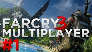 Far Cry 3 Multiplayer w/ Goldy, Juicetra, EatMyDiction, & IIJERiiCHOII #1