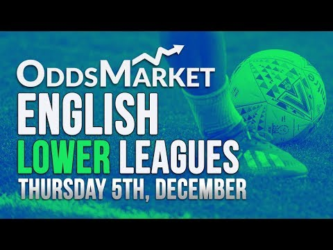 English Lower League Football Betting | Match Odds & Predictions