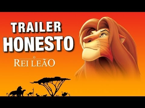 Trailer do filme O Rei Leão