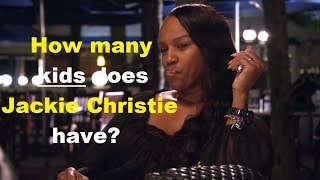 How Many Kids Does Jackie Christie Have? | HMP