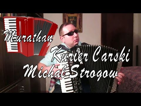 Michał Strogow - Kurier Carski - Michael Strogoff Soundtrack Accordion Cover