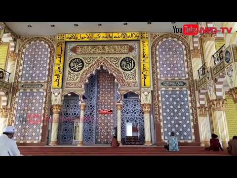 Adzan Ashar Paling Merdu Di Dunia, Masjid Roudhlotul Muchlisin Jember 3 April 2018