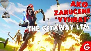 AKO ZARU-ENE VYHRA-THE GETAWAY LTM!!! - FORTNITE HIGH STAKES (CZ/SK)
