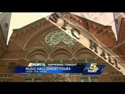 Music Hall holding ghost tours