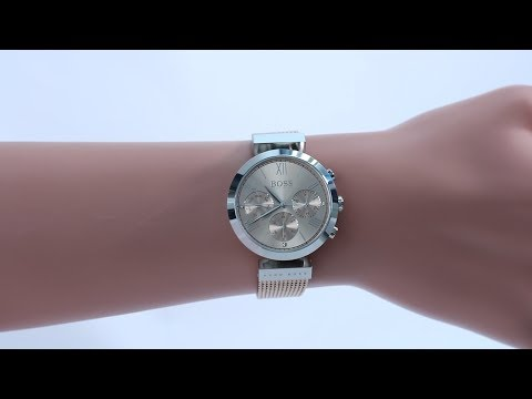 5d730981d Hands on with the Hugo Boss (1502426) - YouTube