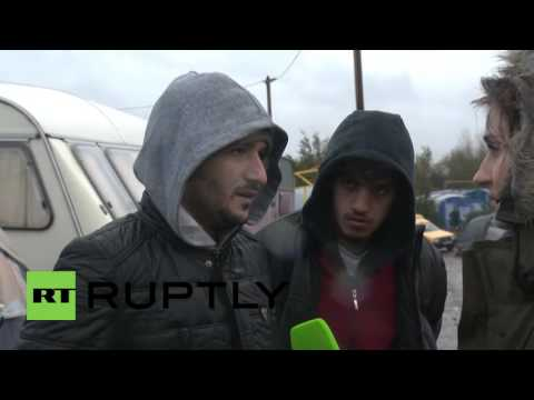 France: Kurdish refugees voice fear of alleged IS presence in Calais