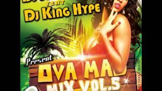 DJ SKAIZER FEAT DJ KING HYPE   OVA MAD MIX VOL 5