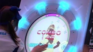 円形タッチスクリーン採用の新コンセプトのリズムゲーム「maimai」 #DigInfo thumbnail