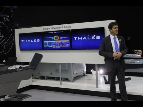 Euronaval 2012: Thales naval defence capabilities for maritime safety and security - Mr Pommelet