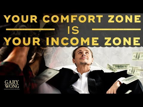 Your Comfort Zone Is Your Income Zone | Bible, Business & Belief Ep. 8
