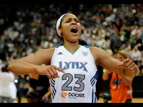 "Maya Moore Mix 2015 ""Love"""