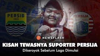 Download Video Ini Kisah Haringga Sirla Suporter Persija yang Tewas Dikeroyok I Newsflash MP3 3GP MP4