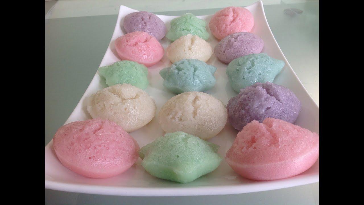 How To Make Vietnamese Rice Cakes
